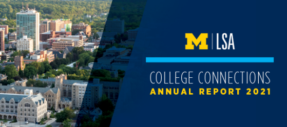 College Connections 2018 Annual Report