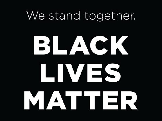We Stand Together - BLM