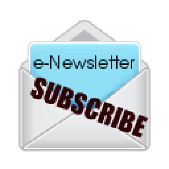 e-newsletter subscribe logo