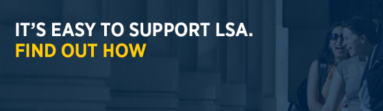 It's easy to support LSA. Find out how!