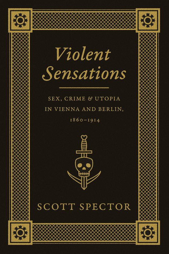 cover of book Violent Sensations