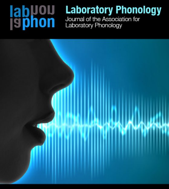 Laboratory Phonology Journal Cover
