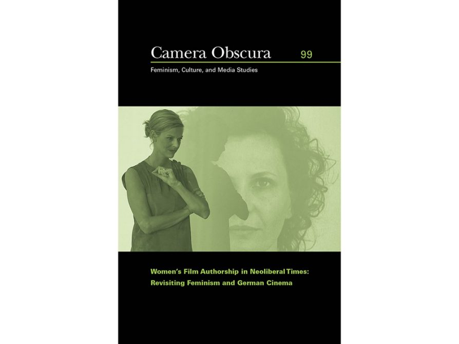 cover of Camera Obscura volume 33 issue 3