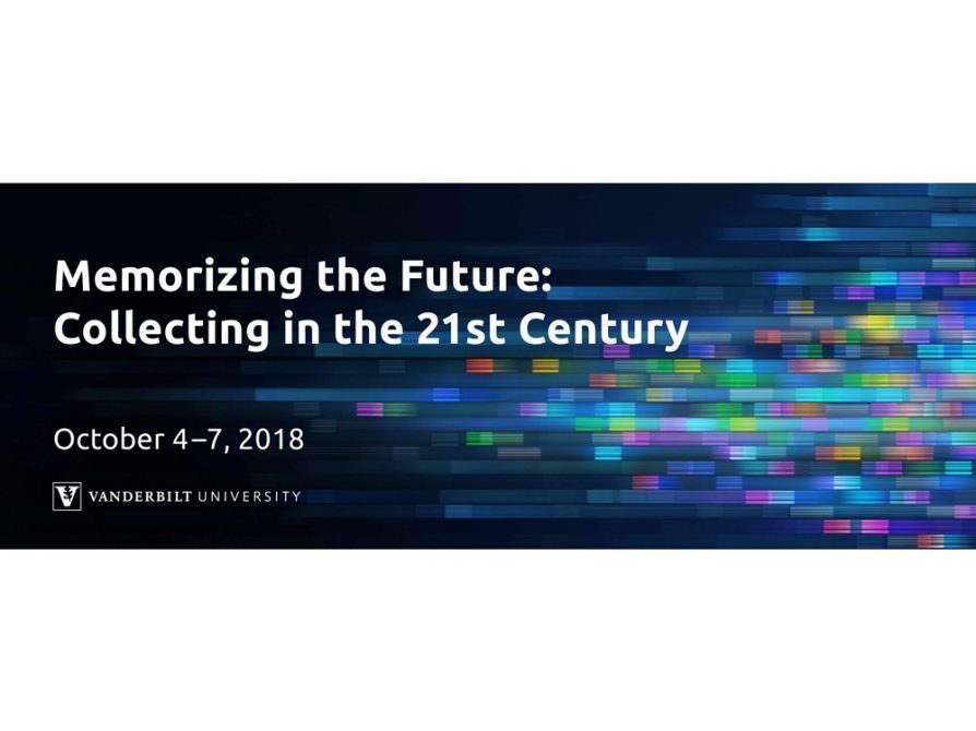 memorizing the future conference logo